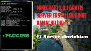 MinecraftServer Erstellen Ohne Hamachi Kostenlos German Most - Minecraft server erstellen ohne geld