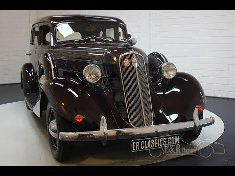 Video of 1935 Studebaker Dictator located in Waalwijk noord brabant - QJ2R