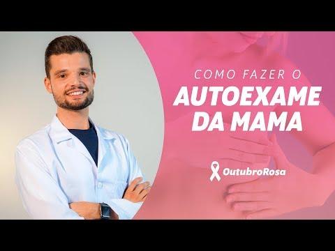 Imagem ilustrativa do vídeo: Como fazer o AUTOEXAME DA MAMA