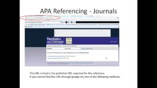 How to find Journal Publisher information