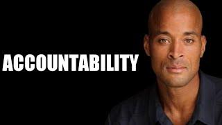 David Goggins -  Be 100% accountable