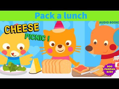 Pack a lunch  (Picnic) Audiobooks Lingokids |Boopanpan Kids