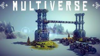 Besiege Multiverse - Multiplayer & Level Editor Coming To Besiege! - Besiege Multiverse Trailer
