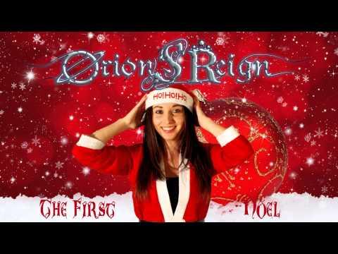 christmas metal songs the first noel metal cover orions reign - Metal Christmas Songs