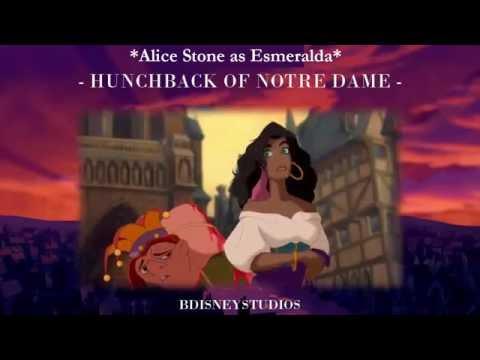 "The Hunchback Of Notre Dame ""Justice!"" (Esmeralda Fandub)"