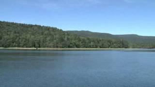 北海道観光映像阿寒湖