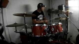 Borman F   Damone   Everybody Wants You Drum Cover