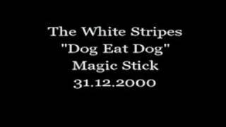The White Stripes - Dog Eat Dog (live AC/DC cover)