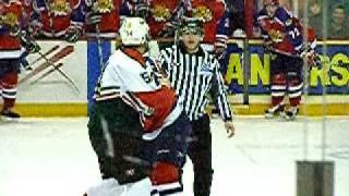 Bona (Halifax) VS Boyle (Moncton)