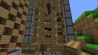 Gexpgaming Minecraft (Dansk) Server Part 2. Elevatore !