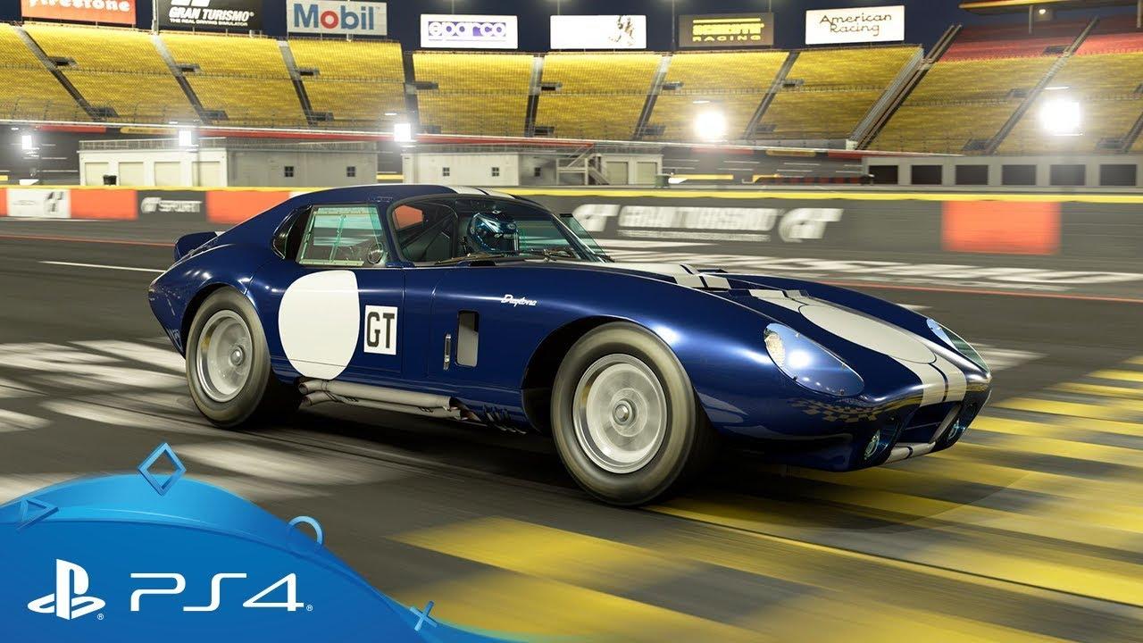 L'aggiornamento 1.25 di domani di Gran Turismo Sport aggiunge nuove auto, tracciati, eventi della GT League e altro