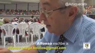 preview picture of video 'Alfonso Ortega. Encuentro de Encaje de Bolillos de Azuqueca de Henares'