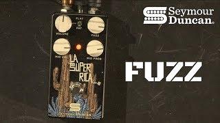 Seymour Duncan La Super Rica Fuzz - Video