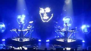 Confess to me - Disclosure Live At Terminal 5 January 18 2014