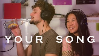 Rita Ora - Your Song | Loop Cover feat. Nadia Harapan