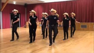 IT'S NOT OK Line Dance (Dance & Teach in French)