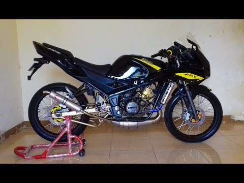 Video ninja rr old upgrade rr new