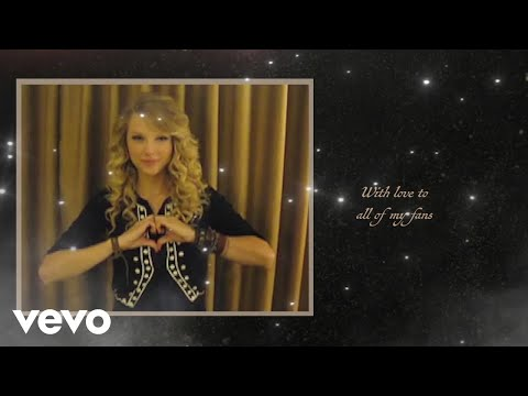 Taylor Swift - Love Story (Taylor's Version) [Official Lyric Video]