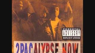 2pac -  If My Homies Call (ORIGINAL)