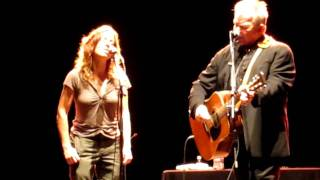 John Prine and Ani Difranco, 9-10-11