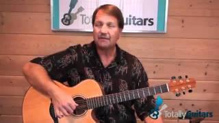 Guitar Introducing Modes