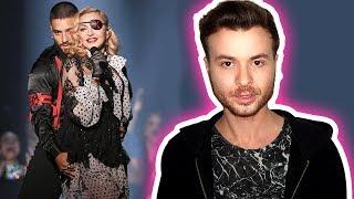 Madonna, Maluma - Medellín (Billboard Music Awards Performance) [REACTION]