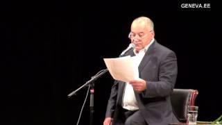 Игорь Маменко в культурном центре Geneva