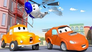 Odtahové auto pro děti - Helikoptéra