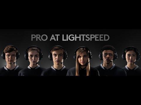Logitech G Pro X Lightspeed