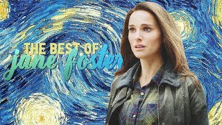 THE BEST OF MARVEL: Jane Foster