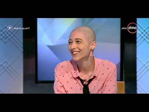 بهذه الطريقة ... شريف مدكور يدعم مريضة سرطان على الهواء