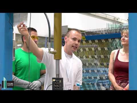 CE Glass Industries - Csapatvideó