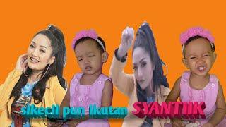 Gambar cover Syantik Siti Badriah | sikecilpun ikutan syantiik