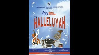 RCCG 2017 CONVENTION DAY 6 (HOLY COMMUNION SERVICE, Plenary Session 9)