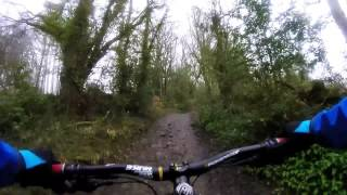 preview picture of video 'Roman Lakes - MTB'