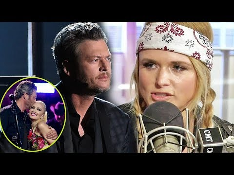 Miranda Lambert commented, Blake Shelton's career is slipping and has to RELY on Gwen Stefani