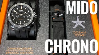 Mido Ocean Star Chronograph Special Edition | Review | M026.627.37.051.00 | Olfert&Co