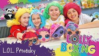 Lollyboxing 14 - L.O.L. Přívěsky