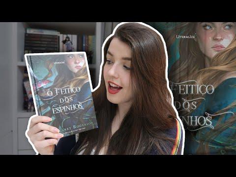 Livro único de fantasia? | O Feitiço dos Espinhos