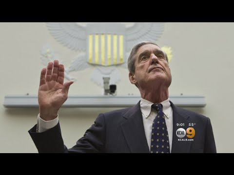 Reports: Trump Ordered Firing Of Special Counsel Robert Mueller