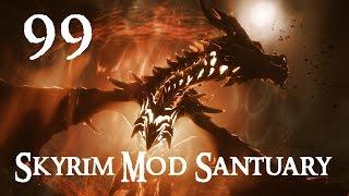 SKYRIM MOD SANCTUARY 99 : Elemental Dragons
