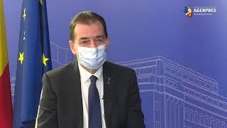 Parlamentare2020/INTERVIU/ Ludovic Orban: În democraţie, premierul e dat de partidul care câştigă; PSD să stea în afara puterii
