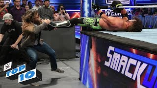 Top 10 SmackDown Live moments: WWE Top 10, December 5, 2018