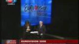 Eurovision 2008: Turkey's Song Presentation Mor ve otesi