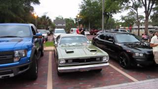Hot Rods And Food Trucks!!! (4.14.12)