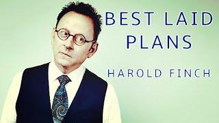 Harold Finch -  Best Laid Plans