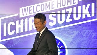 Suzuki rejoins the Seattle Mariners for one year - Video Youtube