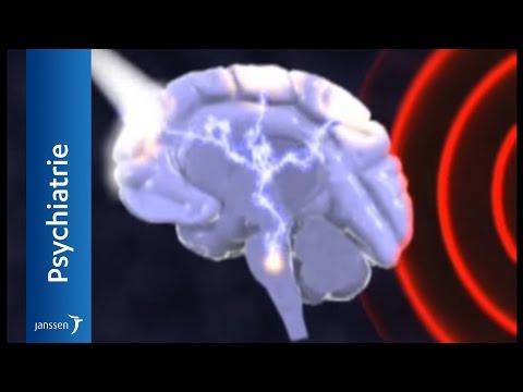 Pokalywanije in den Händen die Osteochondrose