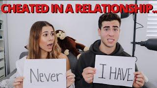 Never Have I Ever With My Boyfriend..