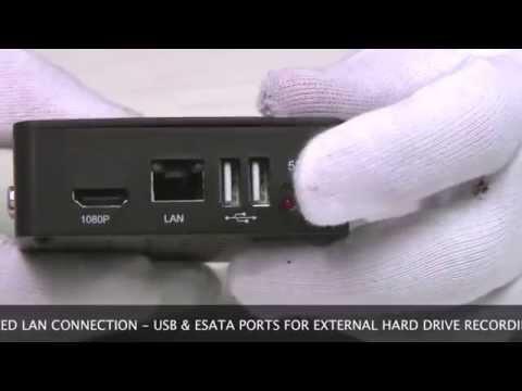 8 CHANNEL 1080P HD NETWORK VIDEO RECORDER, XRN0808E